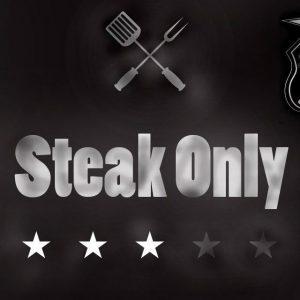 Fonteyn Barbecue Academy Steak Only
