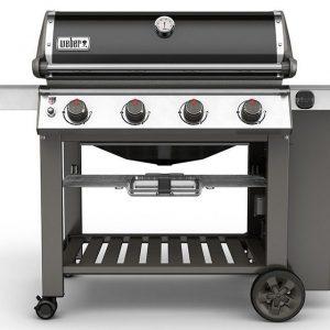 Barbecue Weber Genesis II E-410 GBS Black