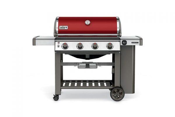 Barbecue Weber Genesis II E-410 GBS Crimson Red