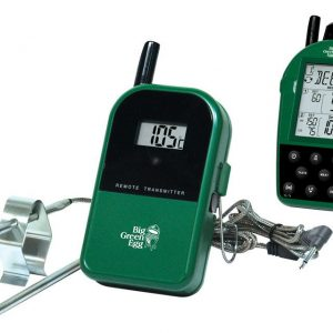 Big Green Egg Dual probe remote thermometer