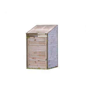 Containerberging Enkel Tuindeco 70 x 90 x 115/148 cm
