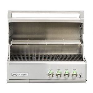 Grandhall Heatstrip Crossray Built-in Barbecue 304