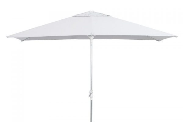 Parasol 200 x 300 cm Madera Grijs 4 Seasons Outdoor