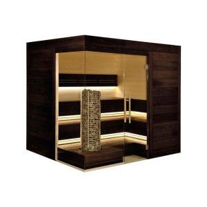Sauna Euphoric Destination maatwerk - Fonteyn