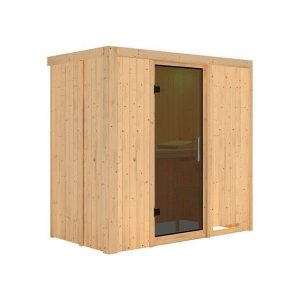 Sauna Variado - Karibu