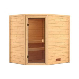 Sauna basismodel Elia - Karibu