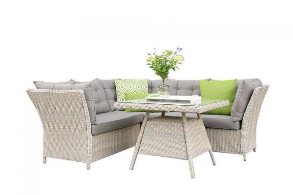 Fonteyn Collectie Lounge-Diningset Morris Seashell Fonteyn