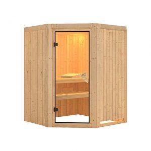 Sauna Asmada - Karibu