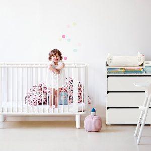 Babyledikant Ovaal