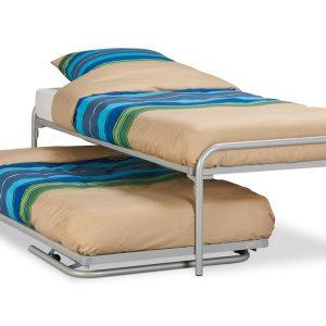 Bed & Onderschuifbed Twin