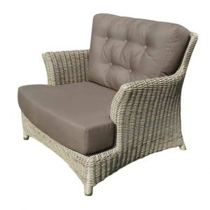 Valentine Living chair, Earth grey