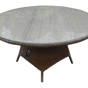 Riccione dining tuintafel 150 cm kobo grijs