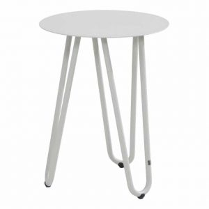 4SO Cool side table seashell 55cm hoog 4-Seasons Outdoor
