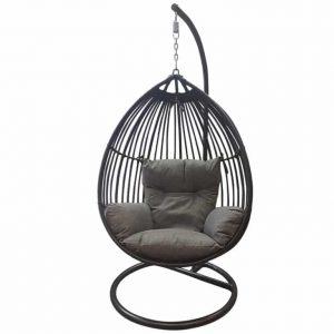 Panama hangstoel - ei vorm