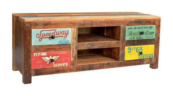 Artistiq Tv-meubel 'Speedway' 130cm