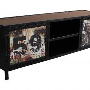 Artistiq Tv-meubel 'Steel' 150cm