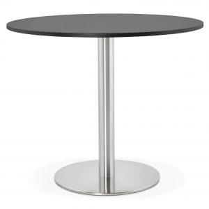 Kokoon Design Eettafel 'Godet', kleur Zwart