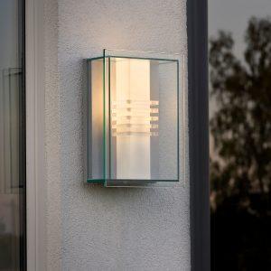 Konstsmide Buitenlamp 'Sol' Wandlamp, E27 max. 15W / 230V