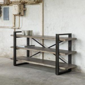 Mioni Wandrek 'Ruff Solid' met 3 planken, 160cm