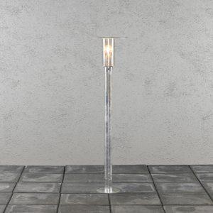 Konstsmide Buitenlamp 'Mode' Staande lamp, 111cm hoog, E27 max 60W / 230V