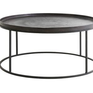 Light & Living Salontafel 'Serena', donker brons+mat zwart