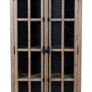 PTMD Buffetkast 'Elm Brown Wooden Cabinet Buffet