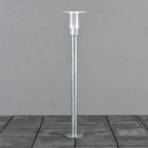 Konstsmide Buitenlamp 'Mode' Staande lamp, 111cm hoog, PowerLED 1 x 8W / 230V