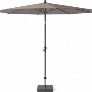 Riva premium parasol 300 cm havanna met kniksysteem