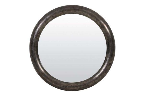 Light & Living Spiegel 'Reflect', zwart parelmoer