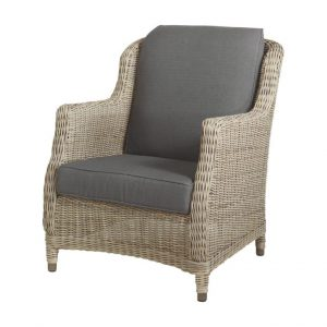 Brighton living lounge stoel Pure 4-Seasons Outdoor