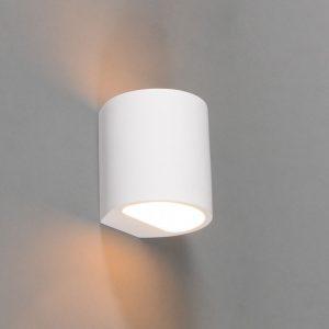 Wandlamp Gipsy Arles Ovaal