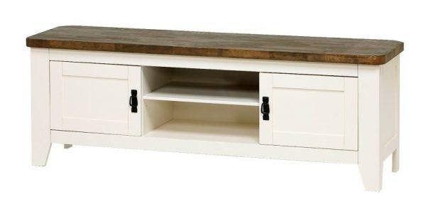 Tv-meubel 'Novalie' 156cm met 2 deuren