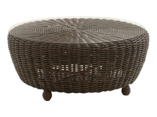 Madoera koffie tafel Colonial 4-Seasons Outdoor