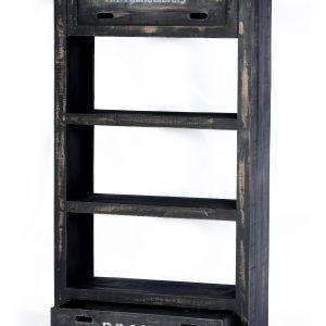 Artistiq Boekenkast 'Bronx' 90 x 180cm