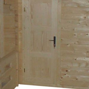 Aanbouw/Zijdak Interflex aanbouw 25 Onbehandeld
