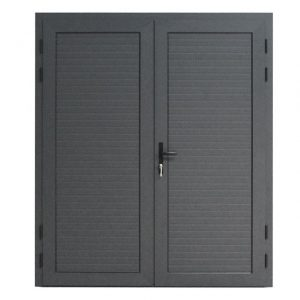 Fonteyn Aluminium dichte dubbele deur