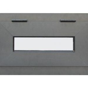 Fonteyn Aluminium enkel raam 39 x 68 cm