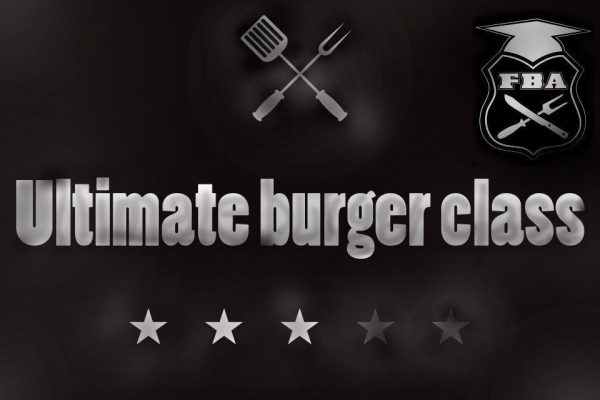 Fonteyn Barbecue Academy Ultimate Burger Class