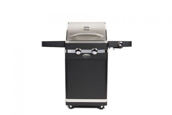 Barbecue Boretti Bernini outdoor kitchen nero
