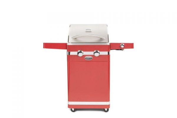 Barbecue Boretti Bernini outdoor kitchen rosso