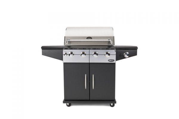 Barbecue Boretti Da Vinci incl. wokbrander nero