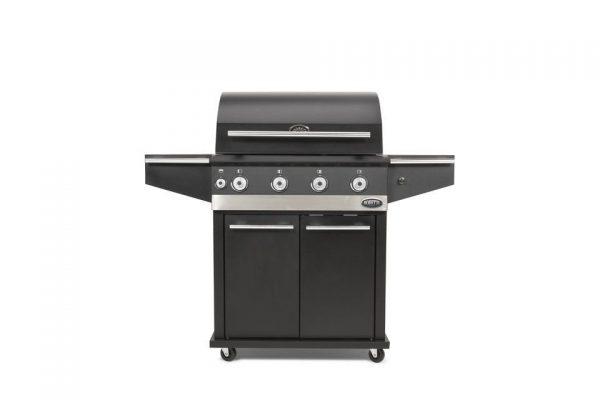 Barbecue Boretti Ibrido outdoor kitchen gas/houtskool