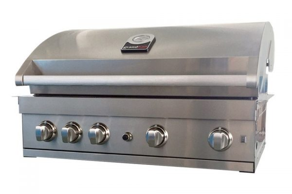 Barbecue Grandhall Elite GT4S-S Built-In