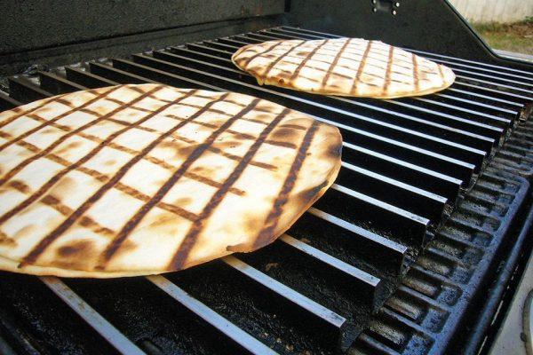 Barbecue Grandhall Grillgrate 2 stuks á Radius 37cm