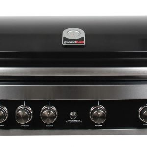 Barbecue Grandhall Maxim GT4 Built-in