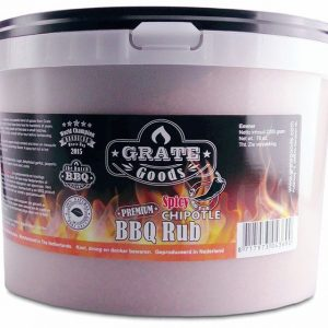 Barbecue Grate Goods Spicy Chipotle BBQ Rub Emmer 2.2 Kilo