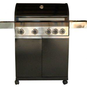 Barbecue Los Angeles 4-Brander Fonteyn
