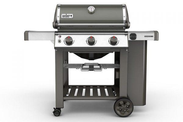 Barbecue Weber Genesis II E-310 GBS Smoke Grey
