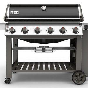 Barbecue Weber Genesis II E-610 GBS Black