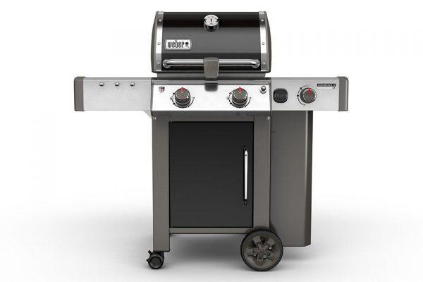Barbecue Weber Genesis II LX E-240 GBS Black